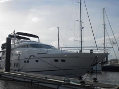 Fairline Squadron 74 Superyacht
