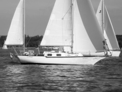 Nantucket Clipper Yacht à voile
