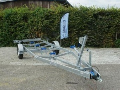 Marlin BT L 1500 kg Single Axle