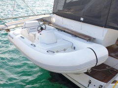 Williams 325 Festrumpfschlauchboot