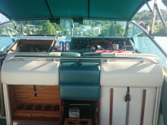 Sea Ray 268 sundancer Semicabinato