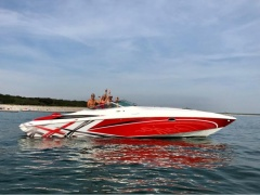 Baja 38 Special Offshore Boat