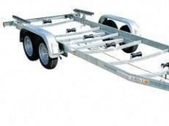 Harbeck BT 2200 M-ECO Twin Axle
