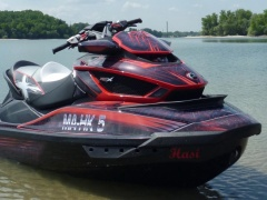 Sea-Doo RXT-X aS 260 RS PWC