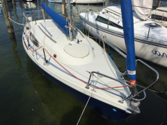Sunbeam S 22 Kielboot
