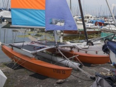Hobie Cat HB 14 Catamaran