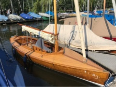 Berliner H - Jolle Sailing dinghy