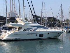 Azimut 55 fly Evolution Flybridge
