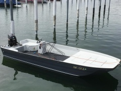XXL Grande Fishing Boat