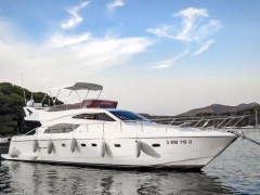 Ferretti 53 Fly Flybridge