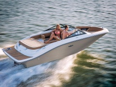 Sea Ray 19 SP X TAN 2020 Sport Boat