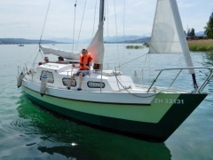 de Domp 770 Day Sailer