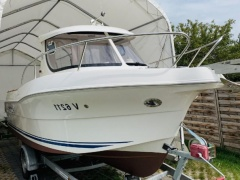 Quicksilver 640 Pilothouse Sportboot