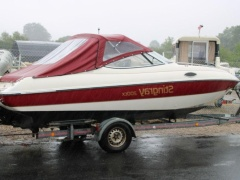 Stingray 200 CX Cuddy Cabin Sportboot
