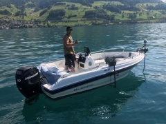 Olympic 460cc Fischerboot Fishing Boat