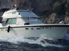 Hatteras 40 DC Yacht a Motore