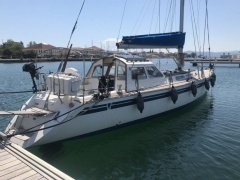Wasa Atlantic 51, Custom Segelyacht