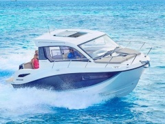 Quicksilver 755 WEEKEND (#56) BESTPREIS Motoryacht