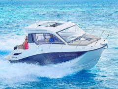 Quicksilver 755 WEEKEND (#51) BESTPREIS Motoryacht