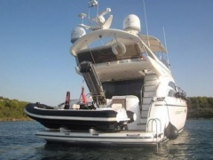 Princess 57 Fly Flybridge