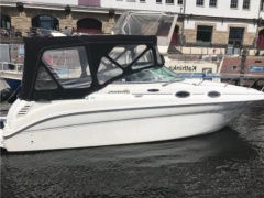Sea Ray Sundancer 260 Sportboot