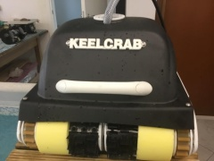 Keelcrab Underwater Drone On-board electrical systems and yacht electronics