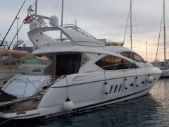 Sunseeker 60 MANHATTAN - REFIT 2018 Flybridge