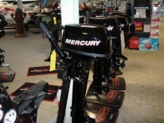 Mercury F 4 MLH Outboard