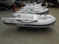 Mercury Dynamic 250 Beiboot / Dinghi