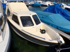 Thoma 600 Fisher HT Fishing Boat