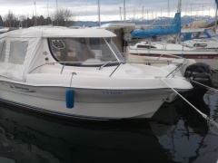 Quicksilver pilothouse 580 Fischerboot