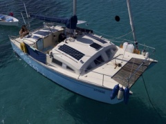 Heavenly Cruising Heavenly Twins catamaran 26 Mark II/III Katamaran