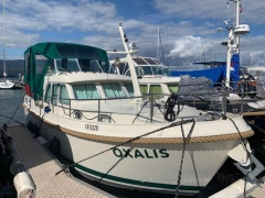 Linssen Grand Sturdy 299 Hausboot