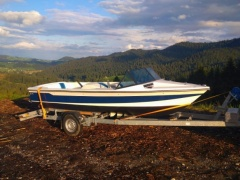 Correct Craft Ski Nautique 2001 Wakeboard/Wakesurf
