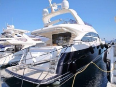 Princess 72 Fly Flybridge
