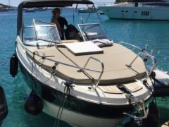 Quicksilver Inflatables 805 ACTIVE CRUISER Moottorijahti