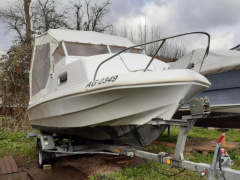 Swift Craft BAHIA MK3 Fishing Boat
