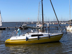 Neptun 22 Cruising dinghy
