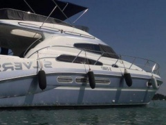 Sealine 47 T REFIT 2017 Flybridge