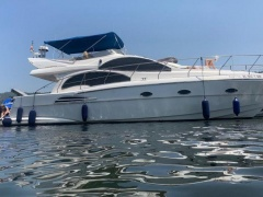 Astondoa 43 GLX Flybridge