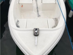 Quicksilver 440 Fischerboot
