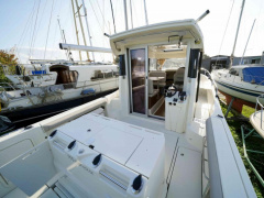 Quicksilver (Brunswick Marine) Capture 905 Pilothouse Pilothouse