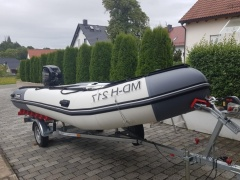 Mission Craft DSA - 470 RIB