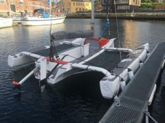 Corsair Yachts Pulse 600 - trimaran Trimaran