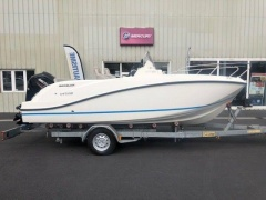 Quicksilver Inflatables QUICKSILVER 555 ACTIV Center Console Boat