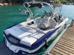 MasterCraft XT 20 ELEKTRO HIGH POWER Wakeboard/Wakesurf