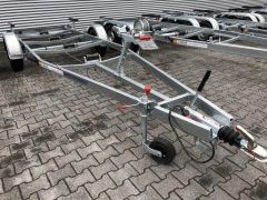 Harbeck 1.350 kg Basic Single Axle