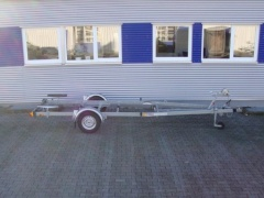 Harbeck 1.600 kg Basic Single Axle
