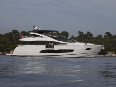 Sunseeker Yacht 86 Flybridge