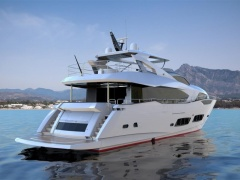 Sunseeker Yacht 95 Flybridge